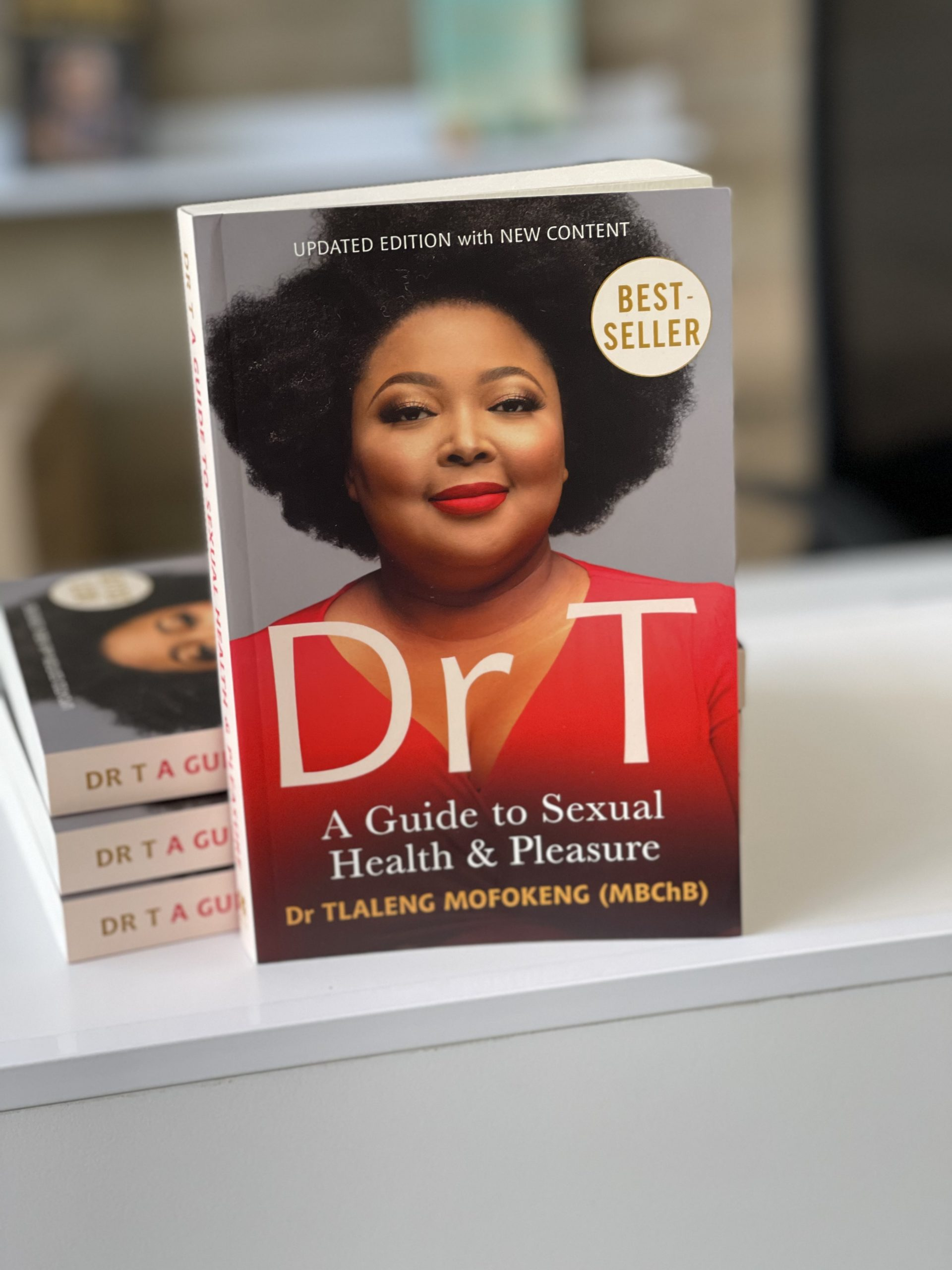 DR T: A Guide to Sexual Health and Pleasure (Signed, not Gift wrapped)